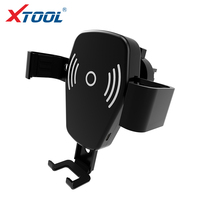 XTOOL 10W Wireless Charger Car Holder For IPhone X 8 Plus For Samsung S8 Fast Car