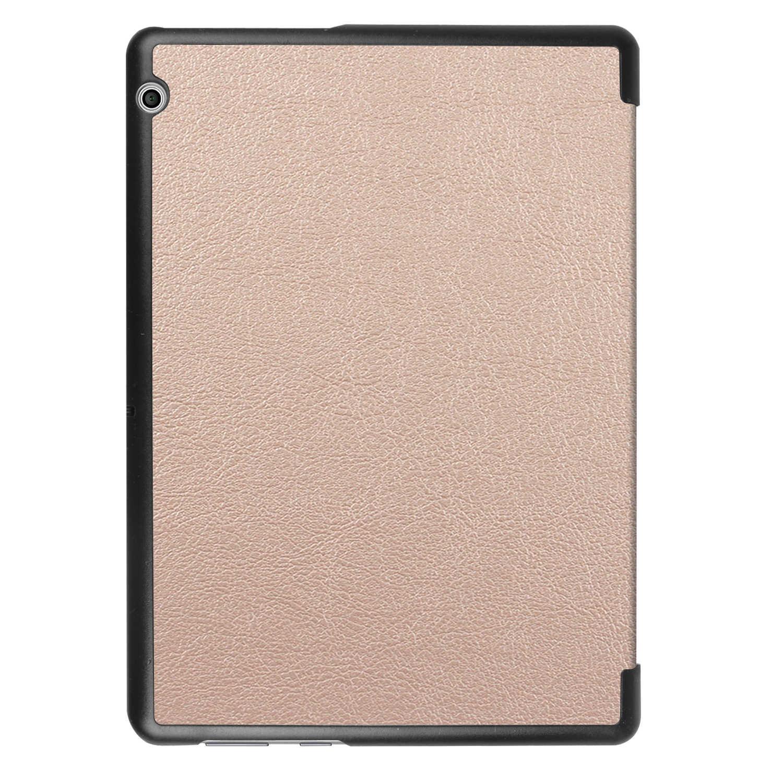 لهواوي MediaPad T3 10 9.6 'حالة غطاء لهواوي الشرف اللعب سادة 2 9.6 اللوحي حامل جلدية Fundas + ستايلس