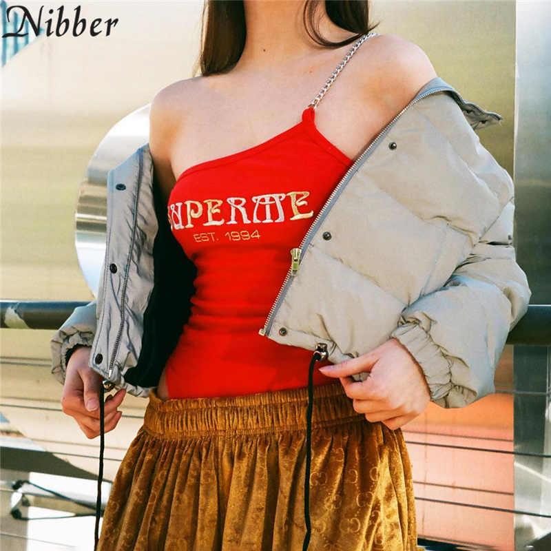 Nibber женские летние повседневные хлопковые Боди без рукавов модная металлическая цепочка на ремне Дизайн Женский эластичный красный комбинезон
