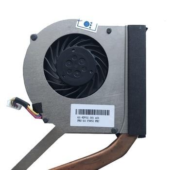 Original NEW For Lenovo ThinkPad X201 X201S X201T Heatsink With Fan FRU 60Y5452 60Y5422 60.4DV02.001 100% Tested Fast Ship