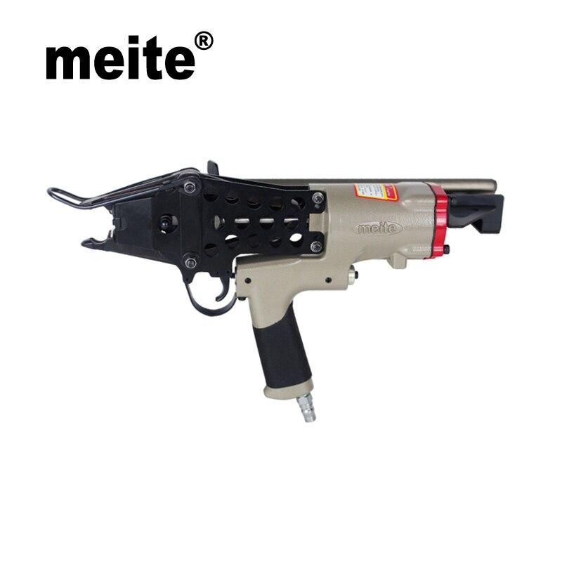 "MEITE MTC560 1 1/2\"" 14GA pneumatic hog ring gun <font><b>air</b></font> nailer tools pliers C-Ring Plier for spring mattress Nov.23 Update tool"