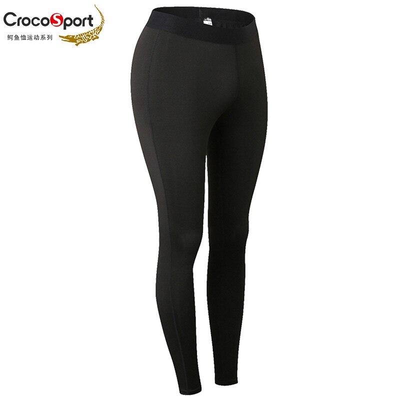 Crocosport Women Slim Soft Exercise Pants Femme Breath Quick Dry Trainning Trouser Jogging Running Yogo Fitness Pant for Women's