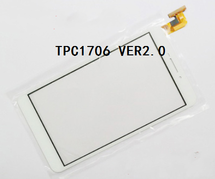 New original 7 inch ampe a695 sanei g695 tablet capacitive touch screen TPC1706 VER2.0 free shipping