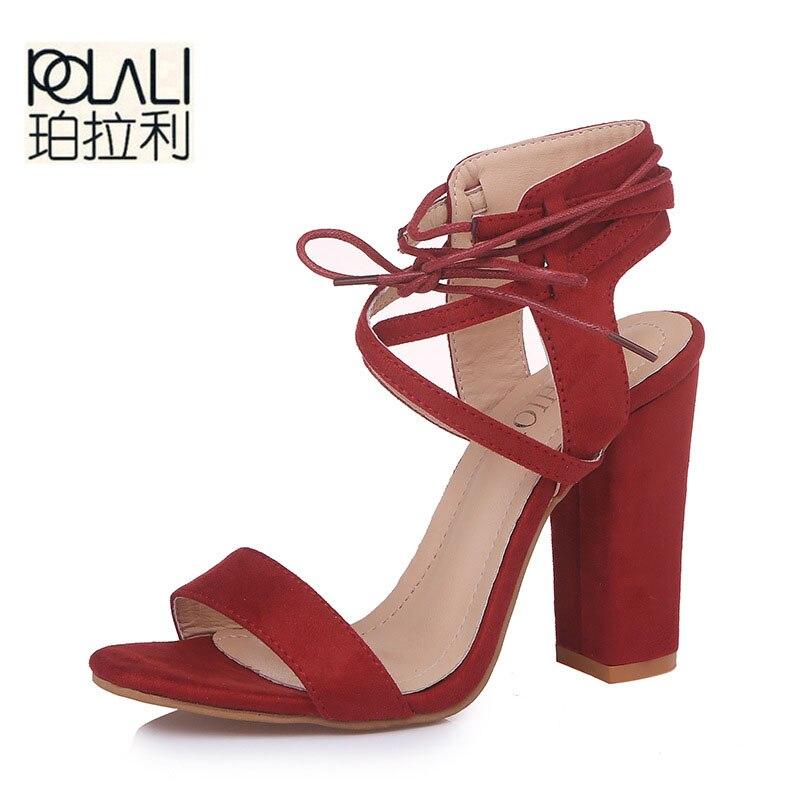 POLALI High Heels Women