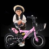 Tigre criança dobrável triciclo 1-3-6 ano de idade do bebê carrinho de bebê bicicleta bebê bicicleta bicicleta