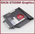 Gráficos gt650m gn36 tarjeta gráfica externa para para lenovo ideapad y500 series/y400 series