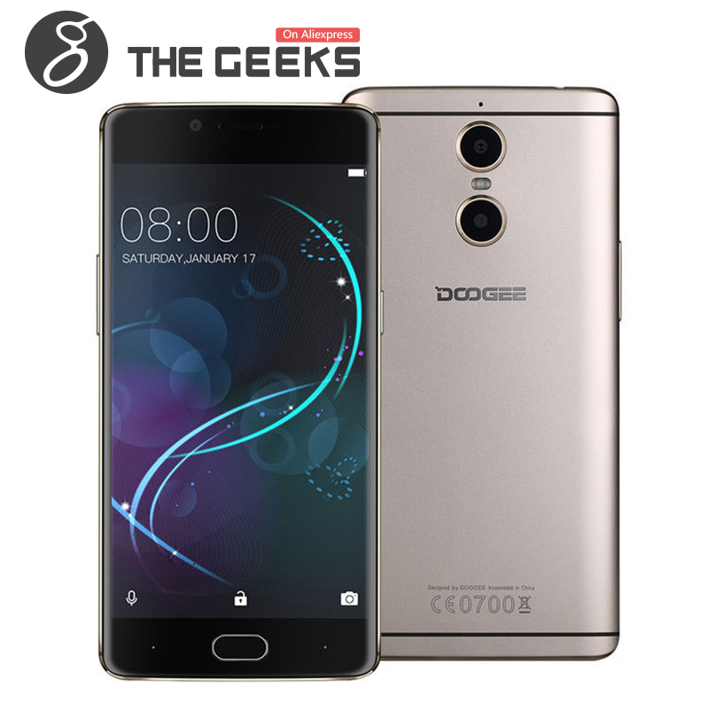 bilder für DOOGEE SCHIEßEN 1 MTK6737T 1,5 GHz Quad Core 2 GB RAM 16 GB ROM 5,5 zoll Fhd-bildschirm Android 6.0 13MP 2 Zurück Kamera 4G LTE Smartphone