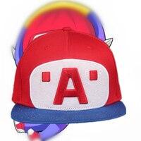 فريد csutomized تأثيري لعبة ملك المجد قبعة لطيف قبعة البيسبول قبعات لفتاة الطلاب ارتداء kawaii الملونة الورك البوب