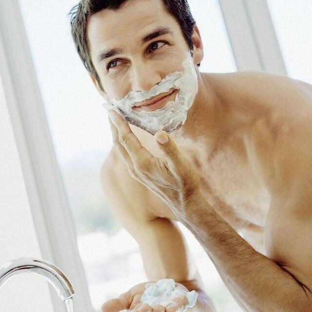 New Shaving Brush Men Portable Shaving Bear Brush Best Badger Hair Shave Wood Handle Razor Barber Tool Bristle Brush Men Beard Eye Shadow Applicator