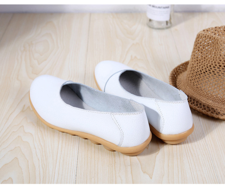 AH 5928-2019 Spring Autumn Woman Flats Casual Women Loafers-21