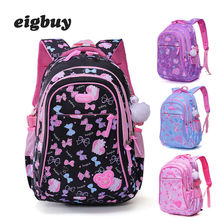 School Bags Children Backpacks Backpack For Teenagers Girls Lightweight Waterproof School Bags Child Orthopedics Schoolbags new fashion school bags for teenagers candy waterproof children school backpacks schoolbags for girls and boys kid travel bags