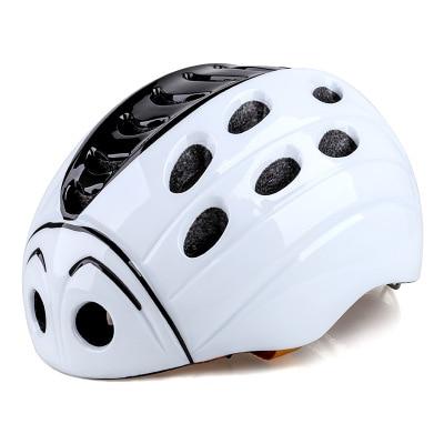 New Kids bicycle Helmet Ultralight children's bicycle lovely cartoon riding Cycling Helmet Kids Ciclismo safety helmet BAT FOX
