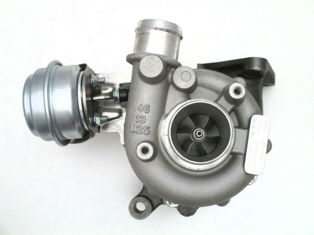 new turbocharger gt1749v 701855 turbo for ford galaxy. Black Bedroom Furniture Sets. Home Design Ideas