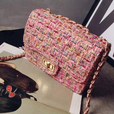 BESPLATNA DOSTAVA 2016 nova torba moderan vuneni zaključavanje mali - Torbe - Foto 6