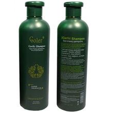Garlic Hair Shampoo Hair Growth Nourishing Anti dandruff Shampoo Professional Care 500 ml Free Shipping