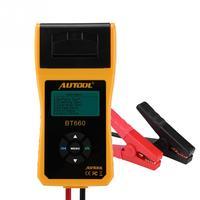 Многоязычный анализатор напряжения автомобильные аксессуары 12 В цифровая автомобильная аккумуляторная батарея тестер Автомобильный анал