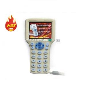 Image 3 - Englisch 10 frequenz RFID Kopierer ID IC Reader Schriftsteller kopie M1 13,56 MHZ verschlüsselt Duplizierer Programmierer USB ports