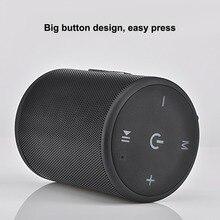 Mini Portable Speaker M3 Wireless Outdoor Box Bluetooth Speakers SD Card FM Radio Music Player Night light TWS function
