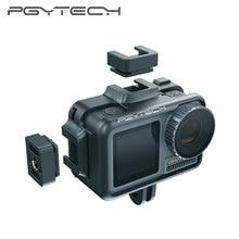 PGYTECH OSMO ACTION Kamera Käfig Schutzhülle für DJI Osmo Action Sport Kamera Rahmen Abdeckung Shell Gehäuse Zubehör
