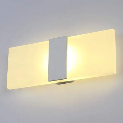 Simple Art Modern LED Wall Light Fixtures For Home Lighting Fashion Square Wall Sconces Bedside wall Lamps Lampara Pared simple art modern led wall light fixtures for home indoor lighting acrylic round wall sconces bedside wall lamps lampara pared