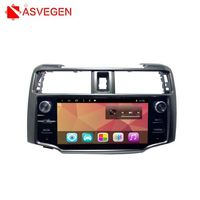 9.2 Android 8.1 Car Multimedia Stereo Radio Audio DVD GPS Navigation Sat Head Unit for Toyota 4Runner 4 Runner 2013 2014 2015