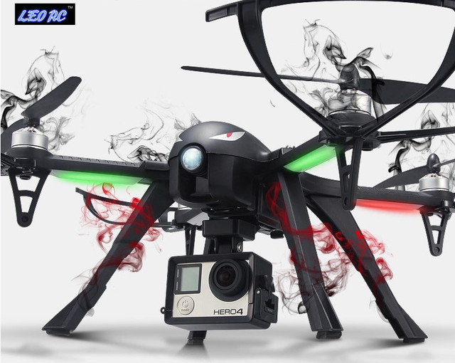 Original B3 Bugs 2.4 Ghz 4CH MJX brushless motor rc quadcopter drone com gimbal & suporte da câmera (sem câmera)