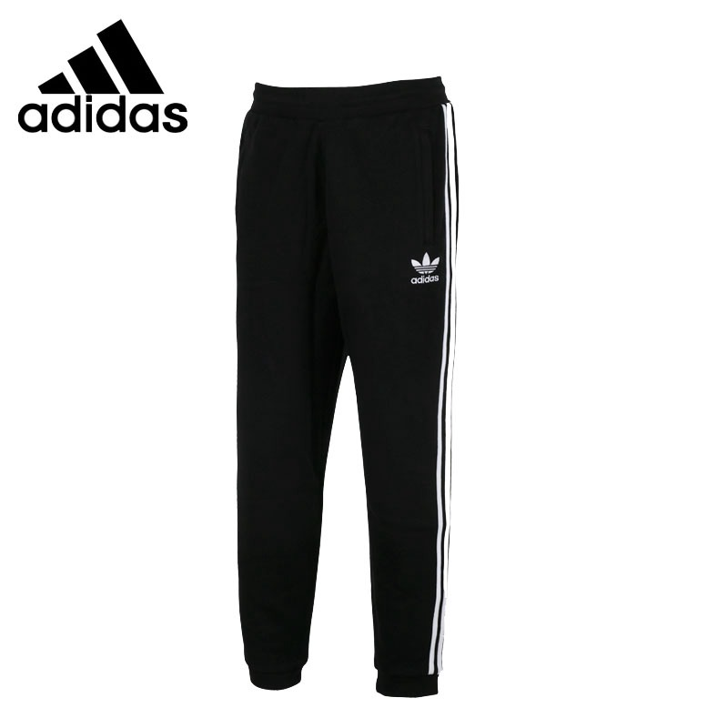 Original New Arrival 2018 Adidas Originlas 3-STRIPES Men's Pants Sportswear купить недорого в Москве
