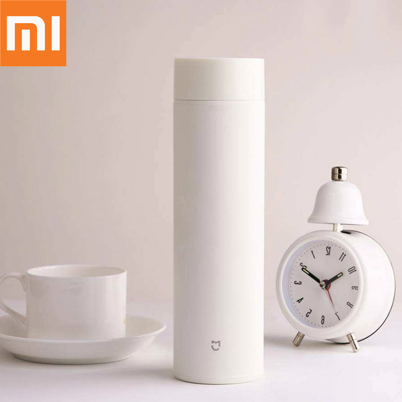 Original Xiaomi Mijia 500ML Stainless Steel Thermos Vacuum Flasks Large Capacity Insulation Bottle Water Cup