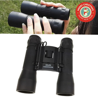 48x65 Dual Focus HD All Optical Waterproof Binocular Telescope Optic Lens Binoculars Spotting Tourism Outdoor Hunting Day Vision