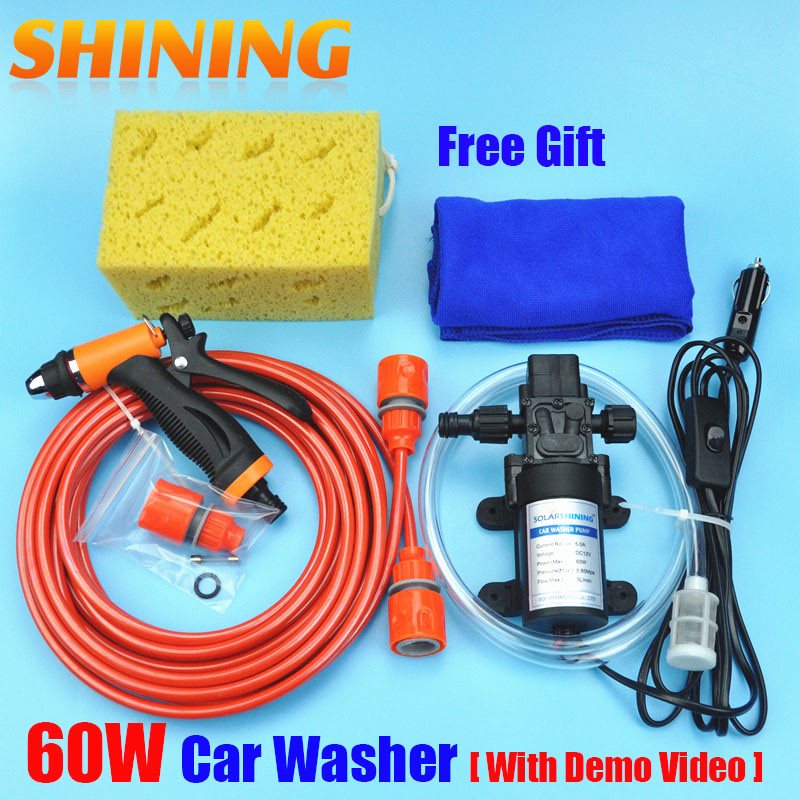 Товары для мытья машины