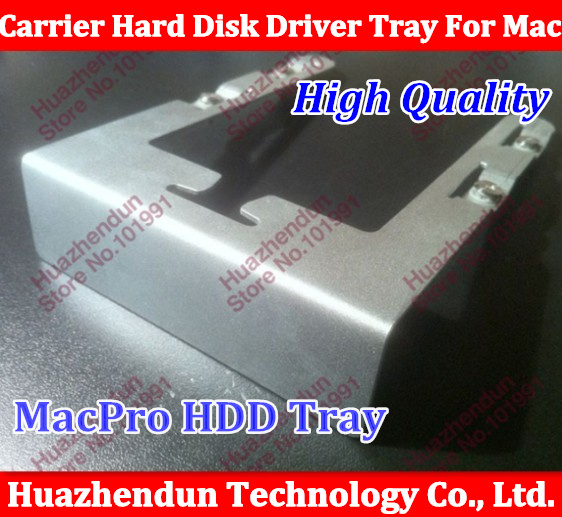 Mac Pro High Quality HDD Carrier/Caddy Hard Disk Driver Tray use for 06-08 machine also have video card (7300gt 8800gt gtx285) original high quality for mac pro nvidia quadro fx5600 1 5gb pcie for macpro 2nd gen video graphic card than gtx285
