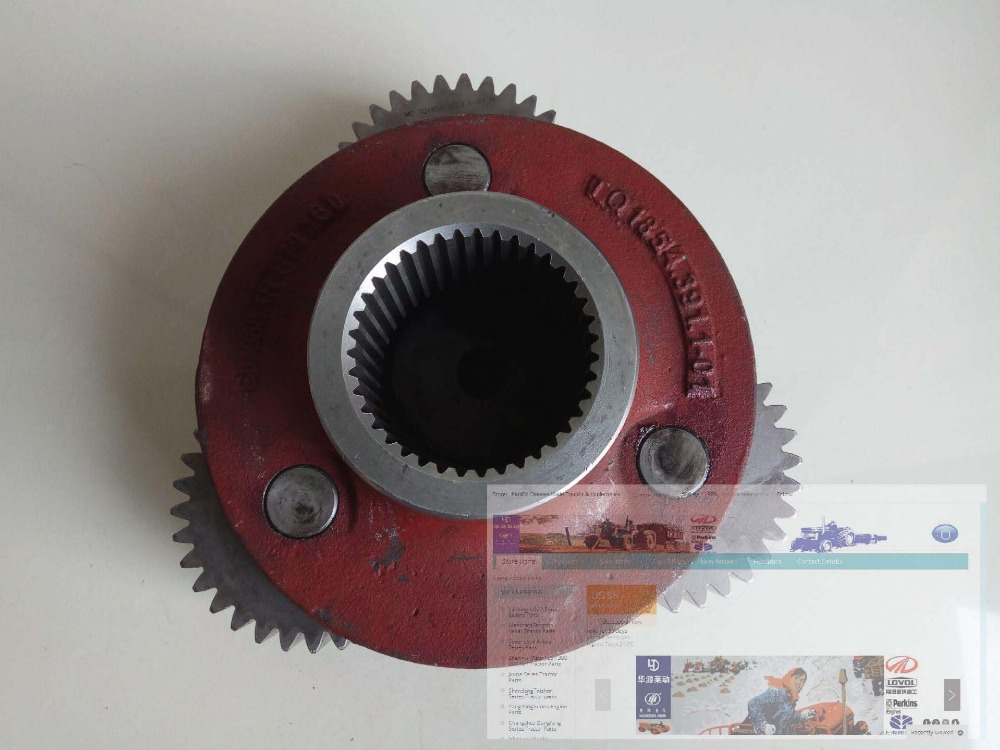 TG1854.391.1-01, the planet gear assembly for tractor Foton TG1854 song for the planet