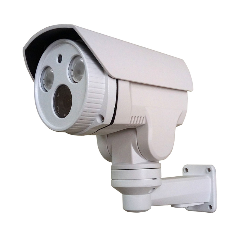 2MP 1080P HD IP Bullet Security Camera Night Vision Outdoor Waterproof 6MM Lens 2 Array LED hot selling outdoor waterproof telecamera ir night vision security camera 2 8 3 6 4 6 8 12mm lens 720p hd ip bullet webcam j569b