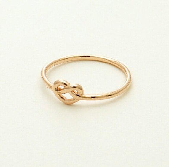 Fashion handmade heart shaped rings Witness the eternal love ring