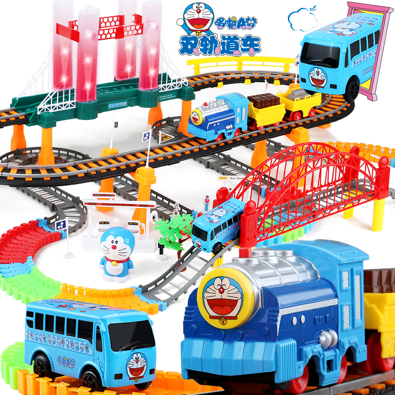 Train Toys For Boys : Aliexpress buy children electric rail car toy a
