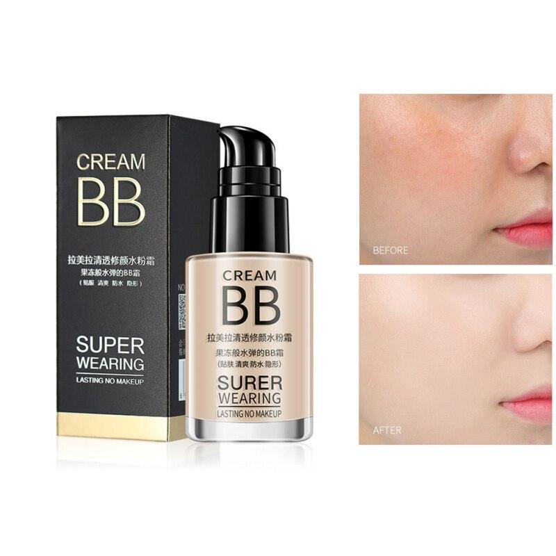 Whitening BB Cream Skin Care sun Block Moisturizing  Anti Chapping Anti wrinkle brighten natural Beauty