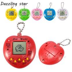 Hot! Tamagotchi 49 Animais de Estimação animais de Estimação Eletrônicos Brinquedos Nostálgicos 90S em Um Virtual Cyber Brinquedo de Estimação Engraçado Tamagochi PO4563