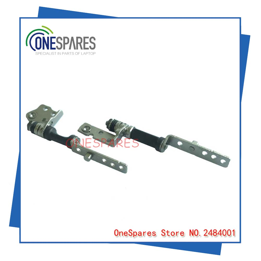 New Laptop LCD Hinges Fit For SAMSUNG NP530U3C NP530U3B NP535U3C NP535U3B 530U3C 530U3B 532U3C 535U3C 535U3B Left and Right