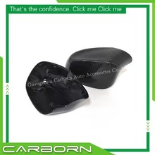 For BMW 1 Series E 82 E87 2010-2011 Replacement Style Rear View Side Carbon Fiber Mirror Cover