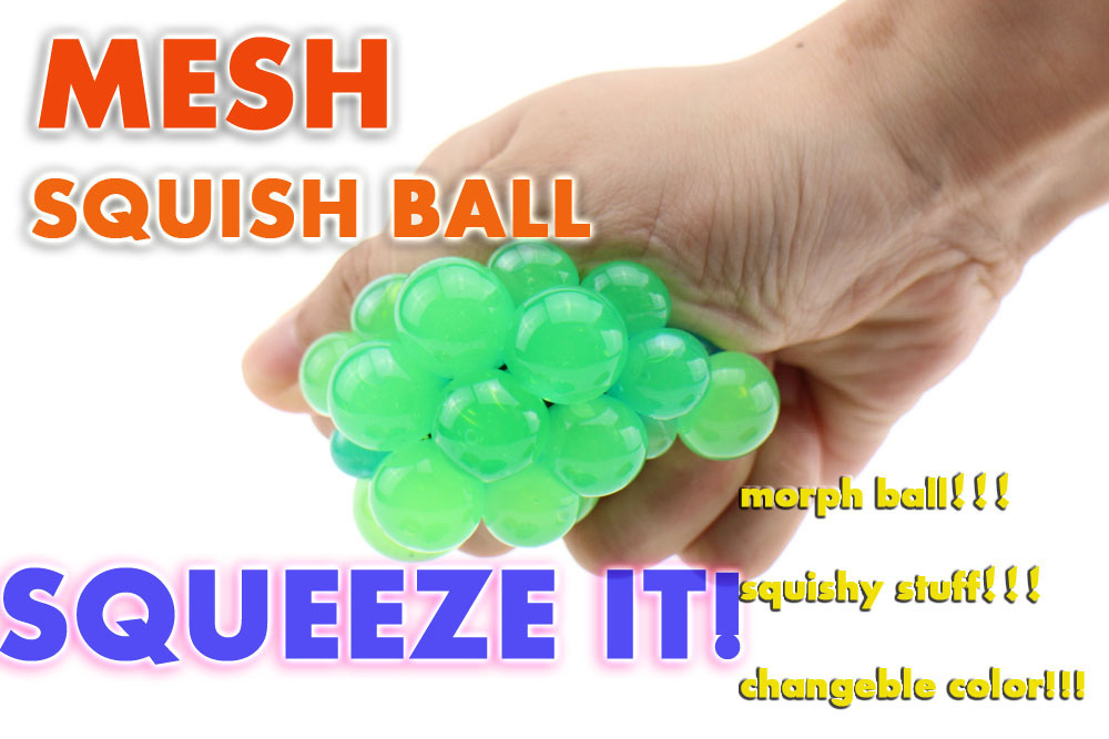 Fun Toy Store Hot Sale Anti Stress Face Reliever Grapeball Autism Mood Squeeze Relief Healthy Funny Tricky Vent Toy