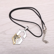 Unique Jewelry Fashion Anime Pendant Metal Necklace