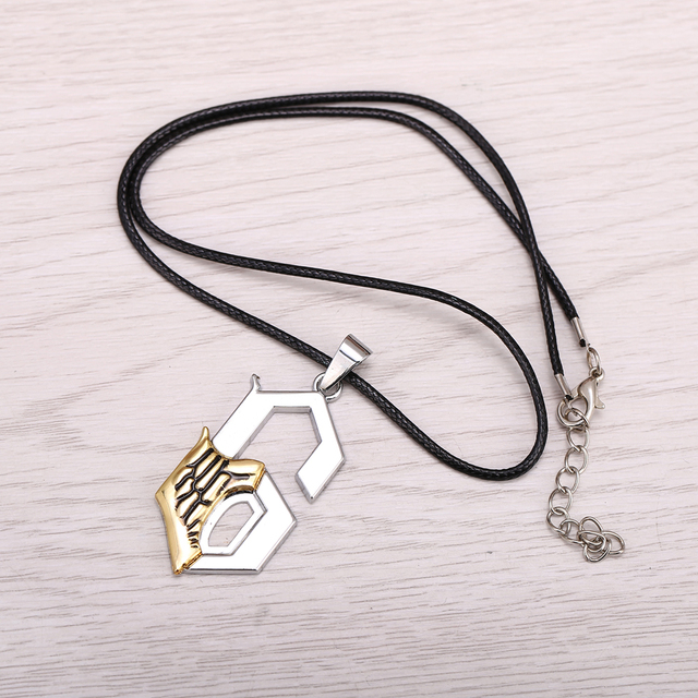 Hot Anime Bleach Metal Necklace