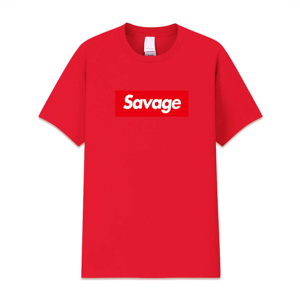 새로운 여름 코 튼 재미 있은 t 셔츠 반팔 t-셔츠 남자 패션 브랜드 야만인 인쇄 t 셔츠 남자 탑스 티셔츠 남자 티셔츠