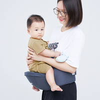 Baby Carrier Waist Stool Baby Sling Hold Waist Belt Backpack Belt Kids Infant Hip Seat