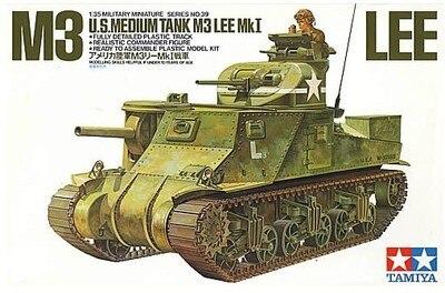 Resultado de imagen de m-3 lee model kit