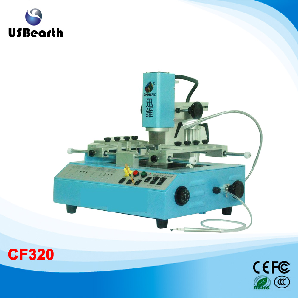 BGA rework machine CF320, 2300W BGA soldering station welding machine, free tax to Russia ship to russia no tax jovy re8500 bga rework station re 8500 upgraded from re7500 soldering machine high quality