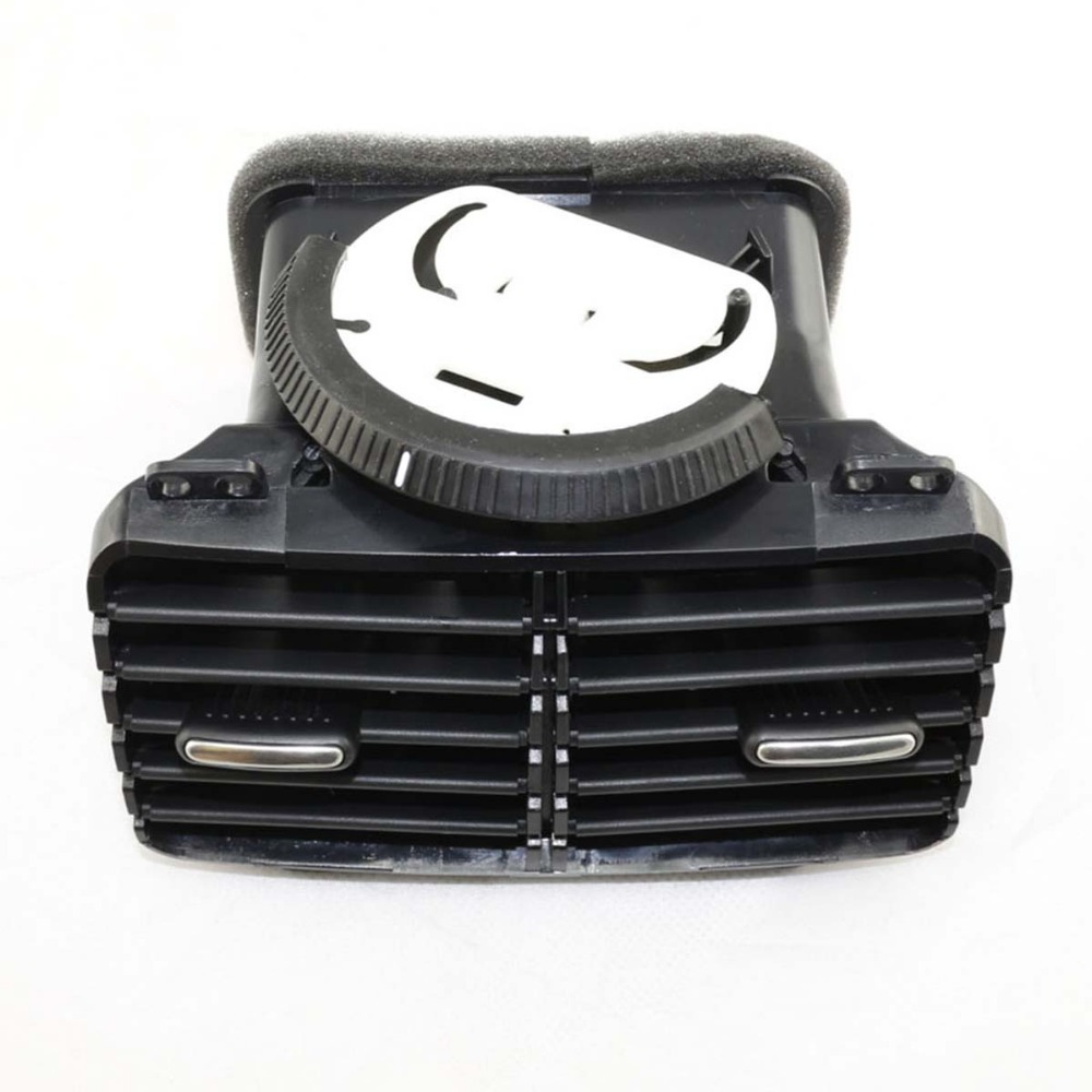 TAIHONGYU Voiture Center Console AC Sortie Air Condition Vent pour VW Jetta Golf MK5 MK6 GTI Lapin 1KD 819 203 1KD819203