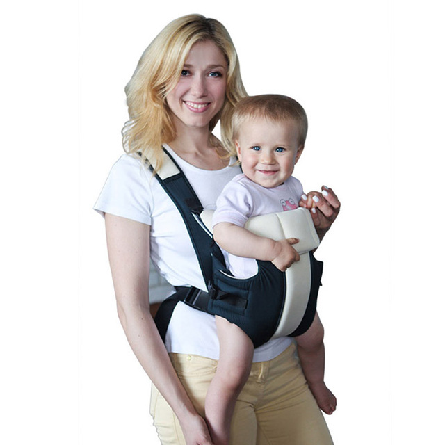 c4fadc1b644 2015 Hot Sale Becute Brand Baby Carrier Sling Comfortable 2 Color Black Red  Baby Backpack Kid Carriage Infant Carrier
