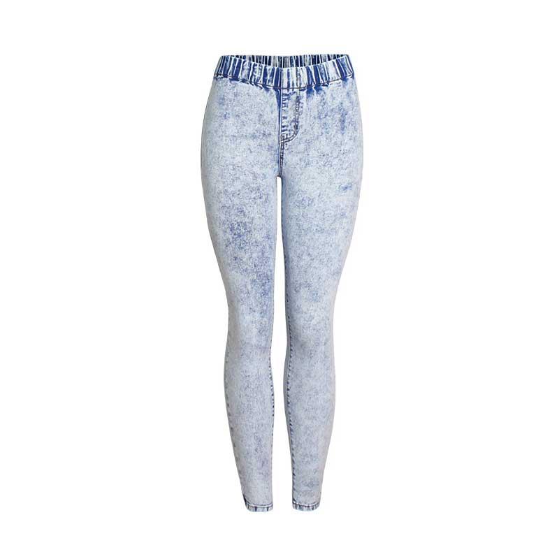 Gris Elásticos Las Skinny Mujeres Denim Lápiz Damas Pantalones Cintura Mujer Calle Blanco Vaqueros Slim Elástico 3xl ppRq4ng
