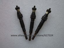 glow plug for Yangdong Y380T Y385T, each engine needs three pieces as one set